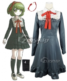 Danganronpa Dangan Ronpa Another Episode: Ultra Despair Girls Monaca Towa Cosplay Costume