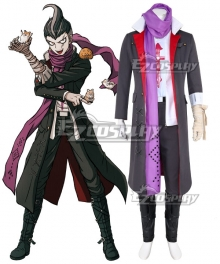 Danganronpa: Trigger Happy Havoc Gundham Tanaka Cosplay Costume