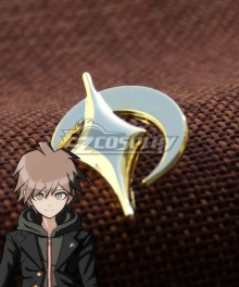 Danganronpa Trigger Happy Havoc Makoto Naegi Brooch Cosplay Accessory Prop