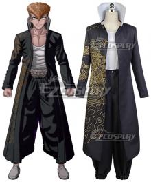 Danganronpa Dangan Ronpa : Trigger Happy Havoc Mondo Owada Cosplay Costume