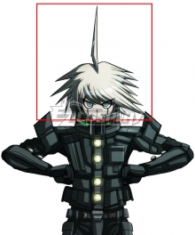 Danganronpa V3: Killing Harmony K1-B0 White Cosplay Wig