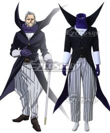 My Hero Academia Boku no Hero Akademia Danjuro Tobita Gentle Criminal Cosplay Costume