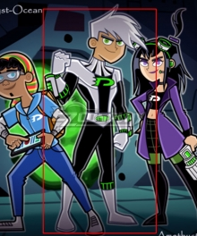 Danny Phantom Danny Phantom 10 Years Later Cosplay Costume