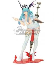 Darkstalkers: Vampire Morrigan Aensland Nurse Version Cosplay Costume
