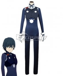 Darling In The Franxx Hiro Battle Suit Cosplay Costume