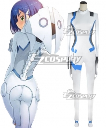 Darling In The Franxx Ichigo Cosplay Costume - Only Jumpsuit