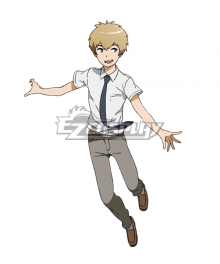 """Digimon Adventure tri Dejimon Adobencha Torai Takeru """"T.K."""" Takaishi Takaishi Takeru Cosplay Costume"""