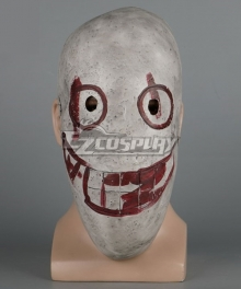 Dead by Daylight The Legion Halloween Mask Cosplay Accessory Prop