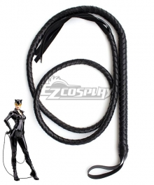 DC Comics Catwoman Long Whip Cosplay Accessory Prop