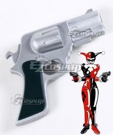 DC Comics Batman Arkham Asylum Harley Quinn Joker Gun Cosplay Weapon Prop