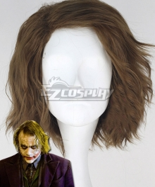 DC Comics Batman The Dark Knight Joker Cosplay Wig