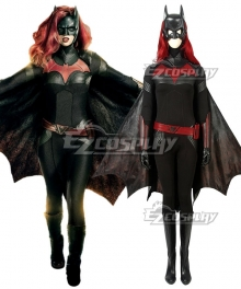 DC Comics Batwoman Katherine Rebecca Kate Kane Cosplay Costume