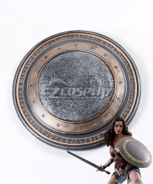 DC Comics Justice League Wonder Woman Diana Prince Shield Cosplay Weapon Prop