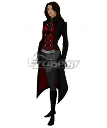 DC Comics Lady Shiva Cosplay Costume