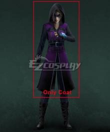 DC Comics Legends of Tomorrow Felicity Smoak Cosplay Costume - Only Coat