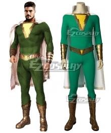 DC Comics Shazam! Pedro Pena Cosplay Costume