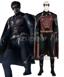 DC Comics Titans Robin New Edition Cosplay Costume
