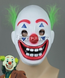DC Joker 2019 Joker Mask Cosplay Accessory Prop