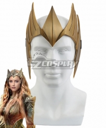 DC Justice League Movie Mera Headwear Crown Cosplay Accessory Prop