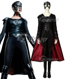 DC Supergirl Season 3 Samantha Arias Reign Cosplay Costume