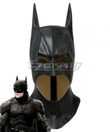 DC The Batman 2021  Bruce Wayne Robert Pattinson Mask Cosplay Accessory Prop