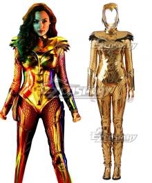 DC Wonder Woman 1984 Diana Prince Armor Cosplay Costume