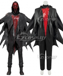 Dead by Daylight GhostFace Devil Demon GhostFace Halloween Cosplay Costume