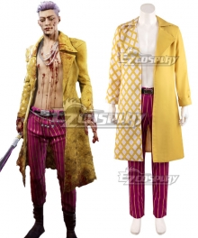 Dead by Daylight The Trickster Halloween Cosplay Costume