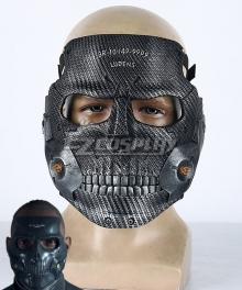 Death Stranding Die Hardman Mask Cosplay Accessory Prop