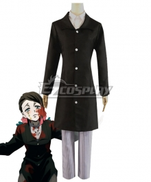 Demon Slayer: Kimetsu No Yaiba Enmu Cosplay Costume