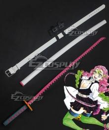Demon Slayer: Kimetsu No Yaiba Kanroji Mitsuri Sword Cosplay Weapon Prop - B Edition