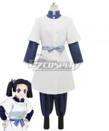 Demon Slayer: Kimetsu No Yaiba Kanzaki Aoi Cosplay Costume