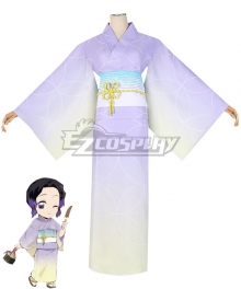 Demon Slayer: Kimetsu No Yaiba Shinobu Kochou Summer 2020 Cosplay Costume