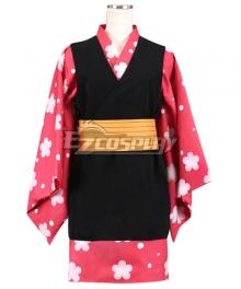 Demon Slayer: Kimetsu No Yaiba Makomo Cosplay Costume