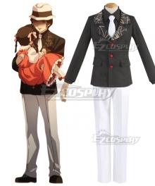 Demon Slayer: Kimetsu No Yaiba Muzan Kibutsuji Cosplay Costume