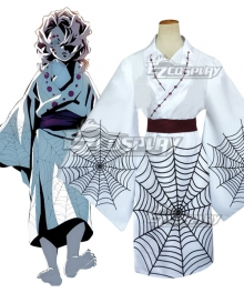 Demon Slayer: Kimetsu No Yaiba Rui Cosplay Costume