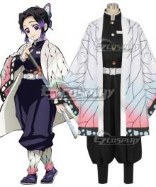 Demon Slayer: Kimetsu No Yaiba Shinobu Kochou Cosplay Costume