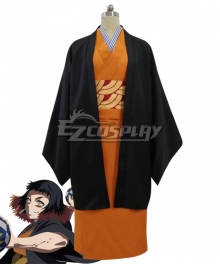 Demon Slayer: Kimetsu No Yaiba Susamaru Cosplay Costume