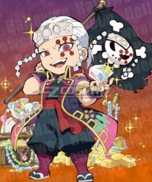 Demon Slayer: Kimetsu No Yaiba Tengen Uzui Halloween Cosplay Costume
