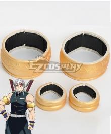 Demon Slayer: Kimetsu no Yaiba Tengen Uzui Hand wear and Armband Cosplay Accessory Prop