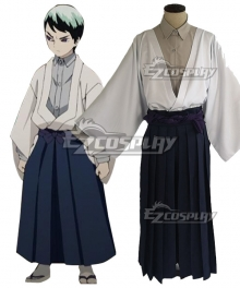 Demon Slayer: Kimetsu No Yaiba Yushirou Cosplay Costume