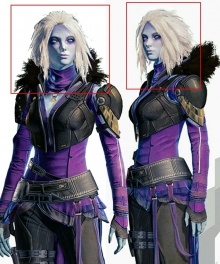 Destiny Queen of the Awoken Mara Sov Light Golden Cosplay Wig