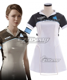 Detroit: Become Human Kara Dress Cosplay Costume