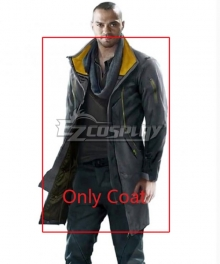 Detroit: Become Human Markus Cosplay Costume - Only Coat
