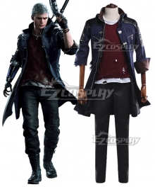 Devil May Cry 5 Nero Cosplay Costume