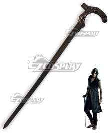 Devil May Cry 5 V Cane Cosplay Weapon Prop