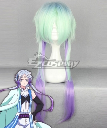 Devils and Realist Sytry Green Cosplay Wig