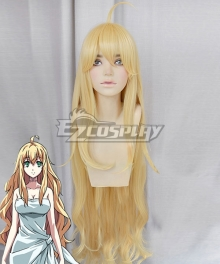 Dies Irae Also Sprach Zarathustra Marie Golden Cosplay Wig