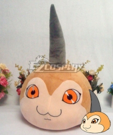 Digimon Adventure Digital Monster Tunomon Doll Cosplay Accessory Prop