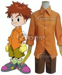 Digimon Adventure Izumi Koshiro Cosplay Costume